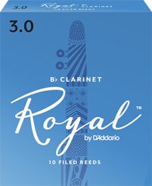 RICO Royal per 10 Bb klarinet