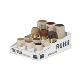 Shaker Ruttli set 12 stuks