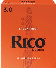 RICO standaard per 10 Bb klarinet