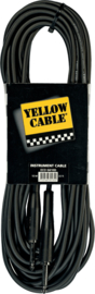 Kabel jack/jack 10m YELLOW CABLE Ergoflex