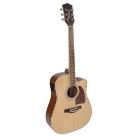 Akoestiche gitaar RICHWOOD Artist serie RD 16 CE natural