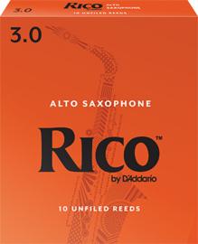 RICO standaard per 10 altsax