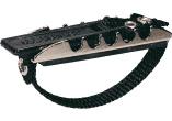 Capo DUNLOP klassieke gitaar met riempje