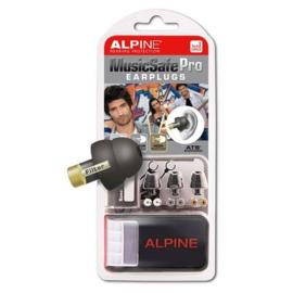 Gehoorbescherming Alpine Music Safe Pro zwart