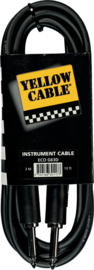 Kabel jack/jack 3m YELLOW CABLE Ergoflex