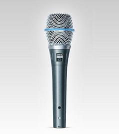 SHURE Beta 87C Condensor vocal