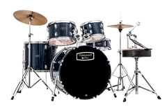 Drumset TORNADO TND5044TC royal blue