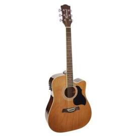 Akoestiche gitaar RICHWOOD Artist serie RD 12 CE natural