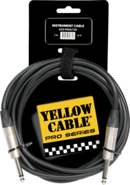 Kabel jack/jack 3m YELLOW CABLE Pro