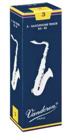 Vandoren rieten traditional tenorsax
