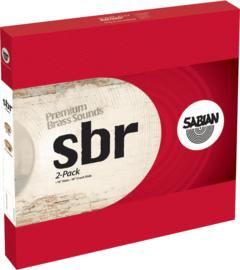 "SABIAN SBR 2-pack 14"" - 18"""