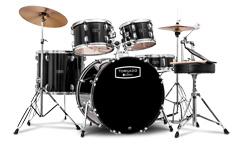 Drumset TORNADO TND5044TC Black