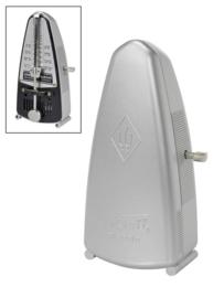 Metronoom WITTNER Taktell Piccolo 838 zilver