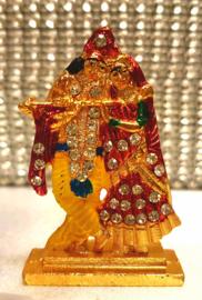 Beeldje Radha & Krishna