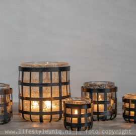 Kaarsen + kaarsenhouders