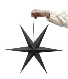 Delight Department Paper Stars Black set van 2