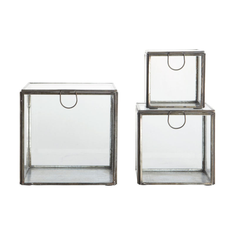 HOUSE DOCTOR Storageboxes S, M en L