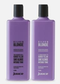 Juuce Silver Blonde Shampoo/Conditioner