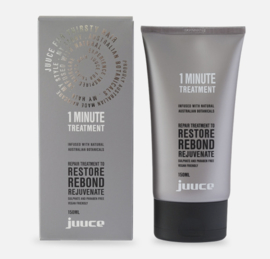 Juuce 1 Minute Treatment