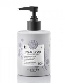 Maria Nila Colour Refresh 300 ml - Pearl Silver