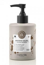 Maria Nila Colour Refresh 300 ml - Brown Hazel