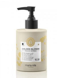 Maria Nila Colour Refresh 300 ml - Golden Blonde