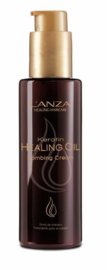 L'anza Keratin Healing Oil Defrizz Cream