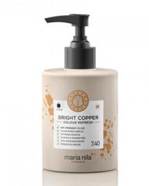 Maria Nila Colour Refresh 300 ml - Bright Copper