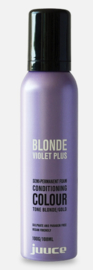 Juuce Blonde Violet Plus Foam