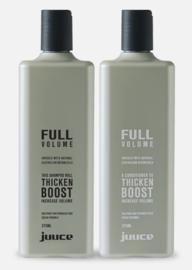 Juuce Full Volume Shampoo/Conditioner
