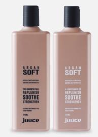 Juuce Argan Soft Shampoo/Conditoner