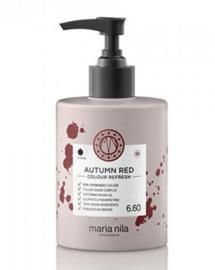 Maria Nila Colour Refresh 300 ml - Autumn Red