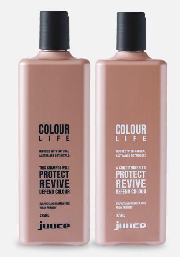 Juuce Colour Life Shampoo/Conditioner