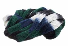 Magic Kette - 1 Ecru / Groen / Blauw