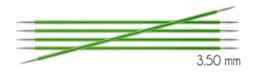Knitpro Zing Sokkennaalden - 3,5mm
