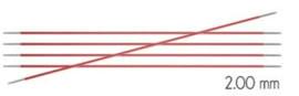Knitpro Zing Sokkennaalden - 2mm