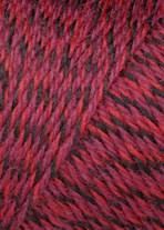 Jawoll Superwash - 56 Rood / Zwart / Roze