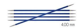 Knitpro Zing Sokkennaalden - 4mm