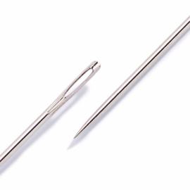Extra lange naalden, gehard staal 70-80-120mm