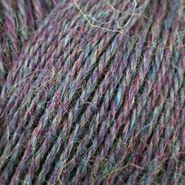 Alpaca Superfine - 146 Paars/Blauw Gemeleerd