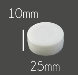 Babyrammelaar 25/10mm plat