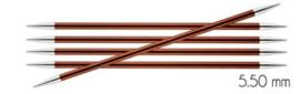 Knitpro Zing Sokkennaalden - 5,5mm