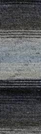 Jawoll Magic 6ply - 105 Grijs Degradé
