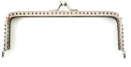Portemonee Sluiting - 7cm Zilverkleurig