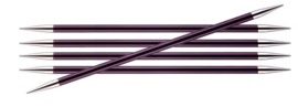 Knitpro Zing Sokkennaalden - 6mm