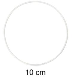 Ring voor dromenvangers - 10 cm Wit