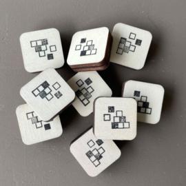 Stempel mini - blokken