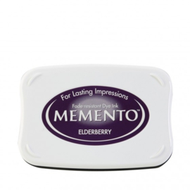 Memento 23. ELDERBERRY