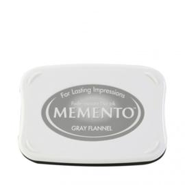 Memento 3. GRAY FLANNEL