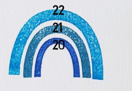 Memento 22. BAHAMA BLUE